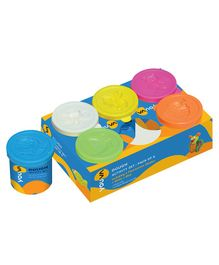 Youva Dough Activity Set - Pack of 6