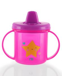 Mothercare Free Flow Spout Sipper Cup Purple - 220 ml