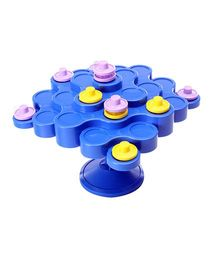 Funskool Topple Board Game - Blue
