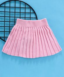 Kookie Kids Pleated Skirt - Pink