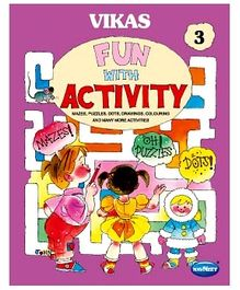 NavNeet Vikas Fun With Activity Part 3 - English