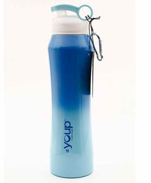 Youp Thermosteel Water Bottle Yp901 Blue - 900 ml