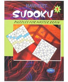 NavNeet Sudoku Puzzles For Master Brain Part 1 - English