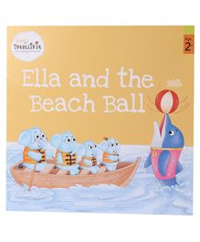Ella and the Beach Ball Nov 2-3 Story Book - English
