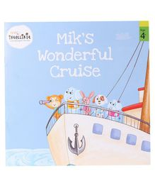 Mik's Wonderful Cruise Nov 4-6 Story Book - English