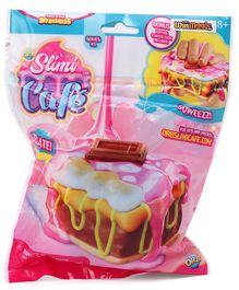 Soft N Slo Squishies ORB Slimi Cafe Squishes - Multicolour