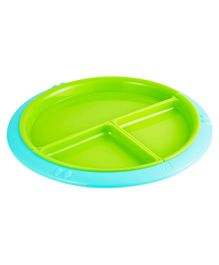 Mothercare Section Divider Plate - Green