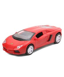 Friction Sports Car Toy - Red