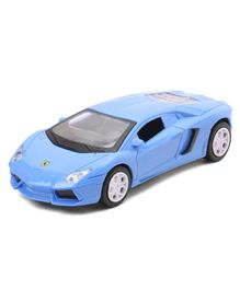 Friction Sports Car Toy - Blue