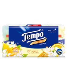 Tempo Duft Edition 9 Pulls Pocket Handkerchief - Pack of 12