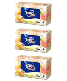 Tempo Duff Edition Facial Tissue Box 70 Pieces - Pack of 3