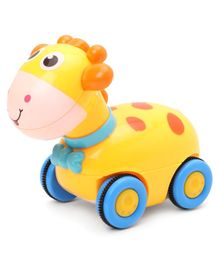 Friction Giraffe Toy Car (Color May Vary)