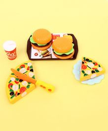 Cutting Food Set - Multicolor