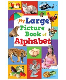 Sterling My Large Picture Book Of Alphabet - English