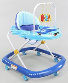 Musical Baby Walker - Blue