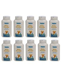 Babuline Baby Powder Pack of 10 - 50 gm