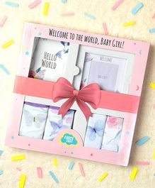 Fancy Fluff Gift Box - Garden