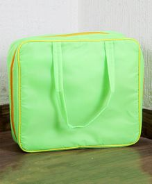 My Gift Booth  Travel Bag Organizer - Green