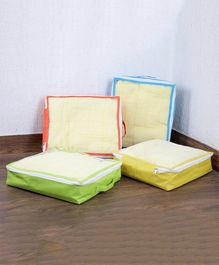 My Gift Booth Set Of 4 Travel Organizer - Multicolor