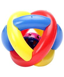 Funworld Rattle Ball  (Color May Vary)