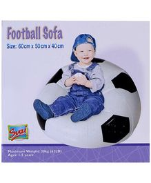 Suzi Inflatable Football Sofa Junior