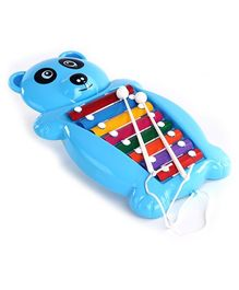 Prime Creations Pull N Tune Panda Xylophone - Blue