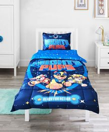 Pace Paw Patrol Ready for Action Single Bed Comforter Set - Blue