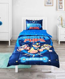 Pace Paw Patrol Ready For Action Single Bed Comforter - Blue