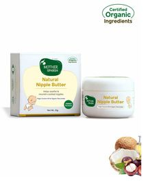 Mother Sparsh Nipple Butter Cream for Breast Feeding - 25 gm