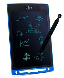 Syga 8.5 Inch LCD Writing Tablet Scribbling Pad - Blue