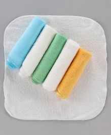 Ohms Terry Napkins Pack of 6 - Multicolour