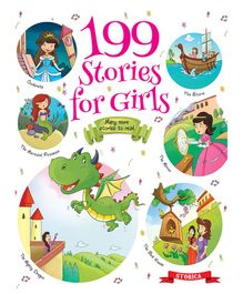 199 Stories For Girls - English