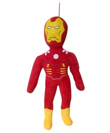 JDM Iron Man Soft Toy Red - Height 38 cm