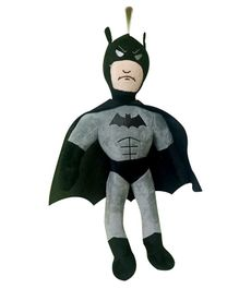 JDM Batman Soft Toy Black - Height 38 cm
