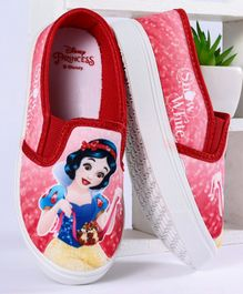 Disney Casual Shoes Disney Princess Print - Red Pink
