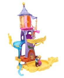 Disney Princess Twirling Tower Adventures Playset - Multicolor