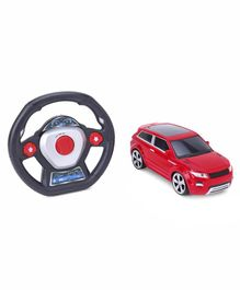 Crazy Racing Remote Control Toy Car - Red Black