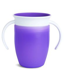 Munchkin Miracle 360 Degree Trainer Cup Purple - 207 ml