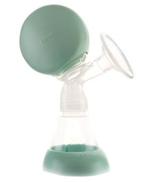 Farlin 2 In 1 Electric Breast Pump Kit - Green White