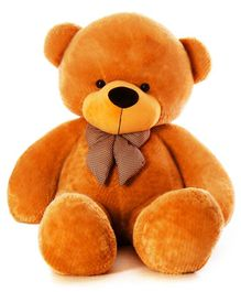 Frantic Teddy Bear Soft Toy Brown - Height 180 cm