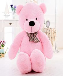 Frantic Teddy Bear Soft Toy Pink - Height 150 cm