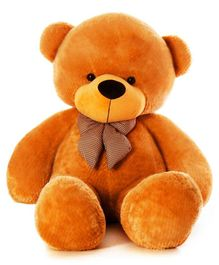 Frantic Teddy Bear Soft Toy Brown - Height 115 cm