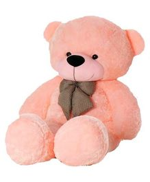 Frantic Teddy Bear Soft Toy Light Pink - Height 115 cm