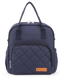 Teeworld Mini Diaper Backpack - Dark Blue