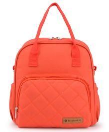Teeworld Mini Diaper Backpack - Orange