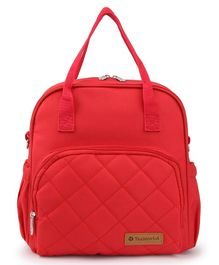 Teeworld Mini Diaper Backpack - Red