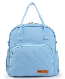 Teeworld Mini Diaper Backpack - Light Blue