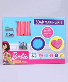 Barbie DIY Soap Making Kit - Multicolor