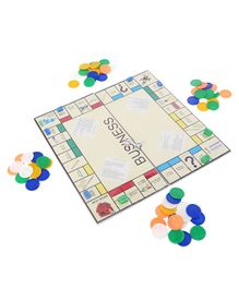 Ajanta Deluxe Business Game - Set Of 5