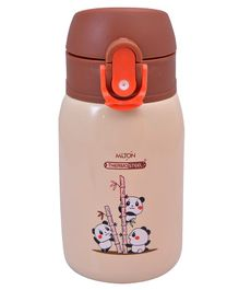 Milton Jolly375 Thermosteel Water Sipper Bottle Brown - 300 ml